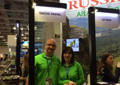 Kaichi Travel on ITB Berlin