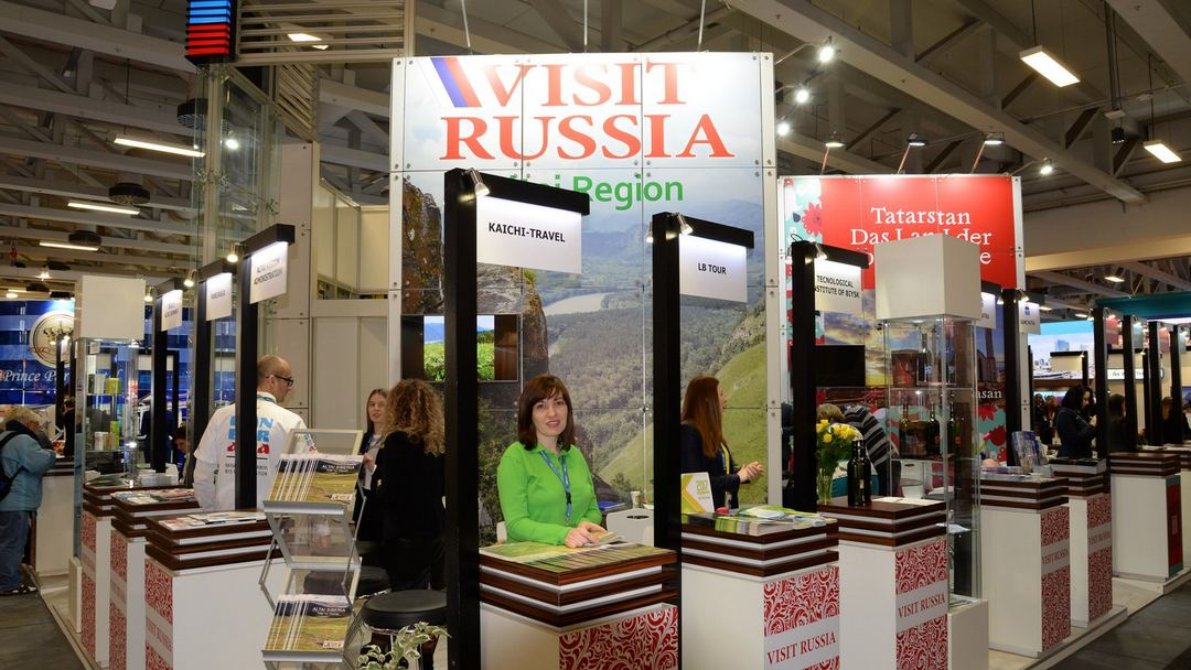Kaichi Travel takes part in ITB Berlin