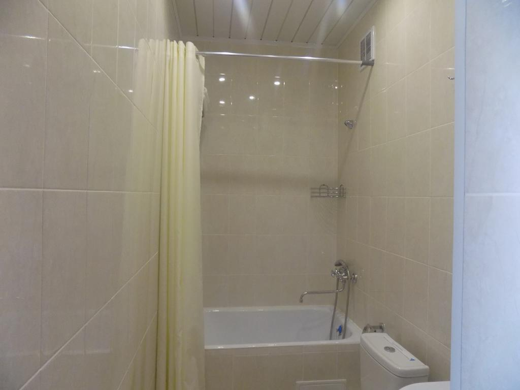 Bathroom in Hotel Igman Gorno Altaisk