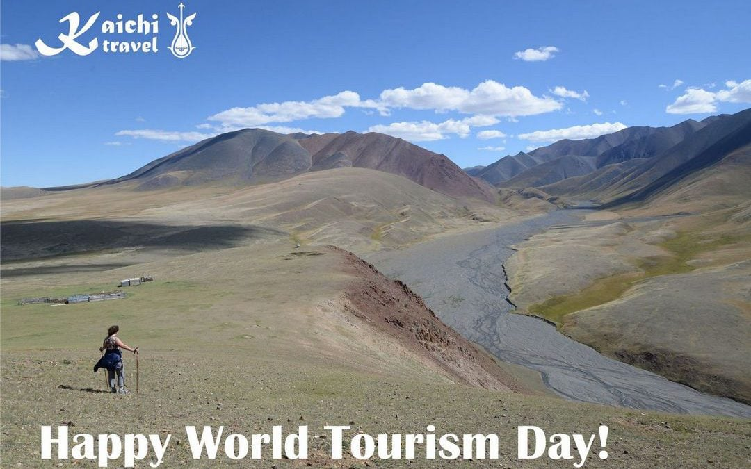 Happy World Tourism Day!