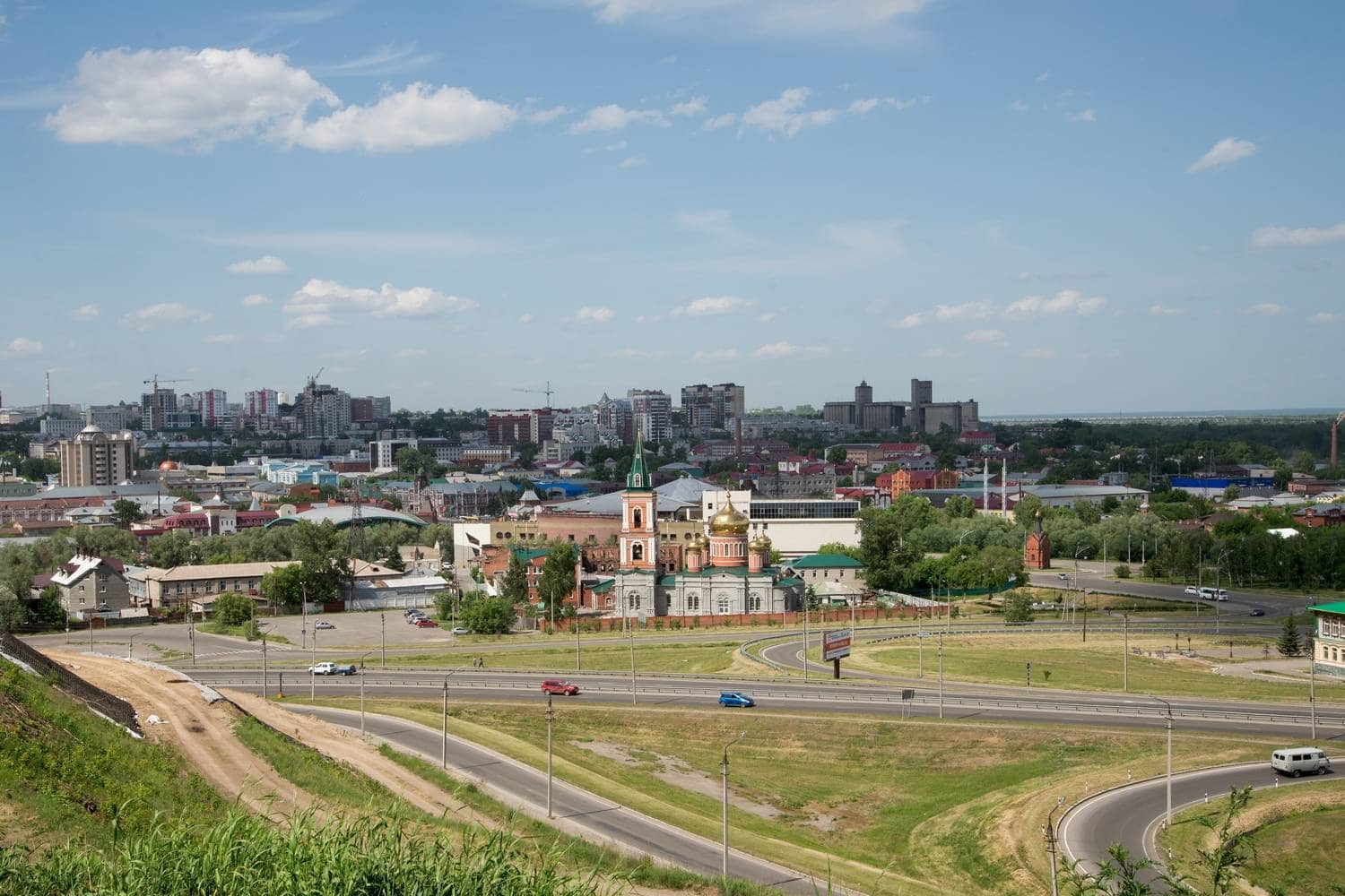 How to get to Barnaul 6