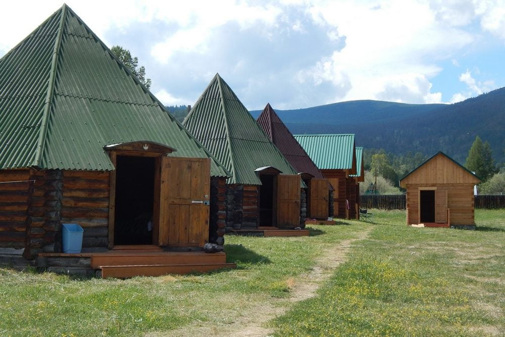 Guest house Ezlik in Altai