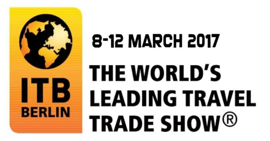 Let's meet at ITB Berlin 2017!