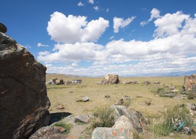Tarkhata megalithic complex