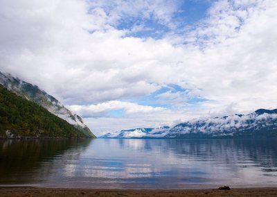 Teletskoye Lake
