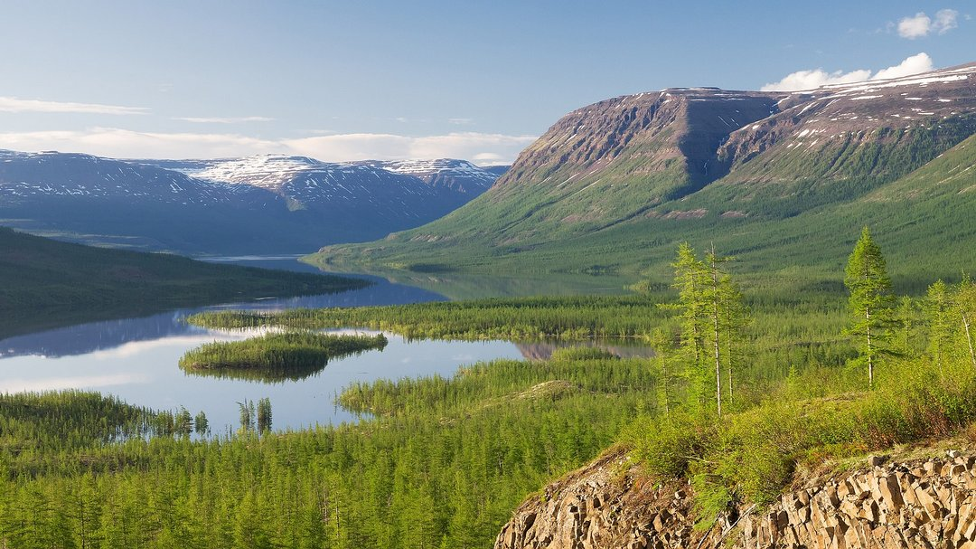Top-5 places in Siberia for your outstanding nature travel