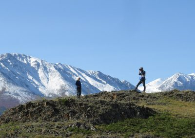 North Chuya Ridge