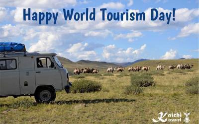 Happy World Tourism day 2018!