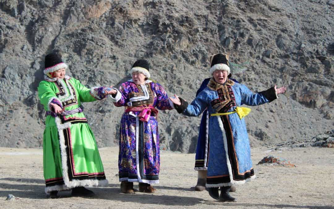 Chaga Bayram – Altaian New Year – is celebrated today in the Altai Republic