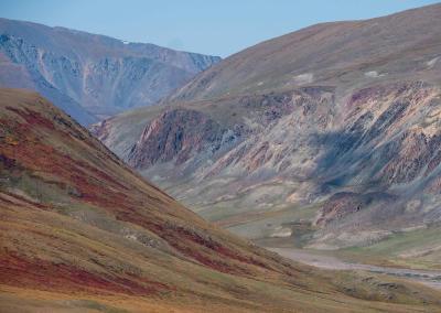 colours of Altai
